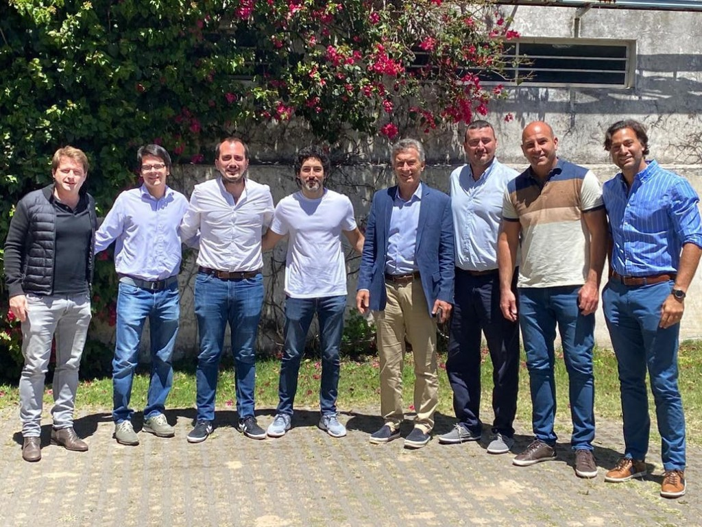 Macri acelera sus reuniones con dirigentes para afianzar nuevos liderazgos en la provincia