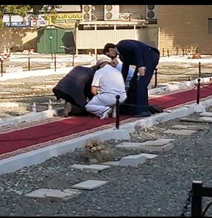 Atentado terrorista durante un acto con diplomáticos europeos en Arabia Saudita: hay varios heridos