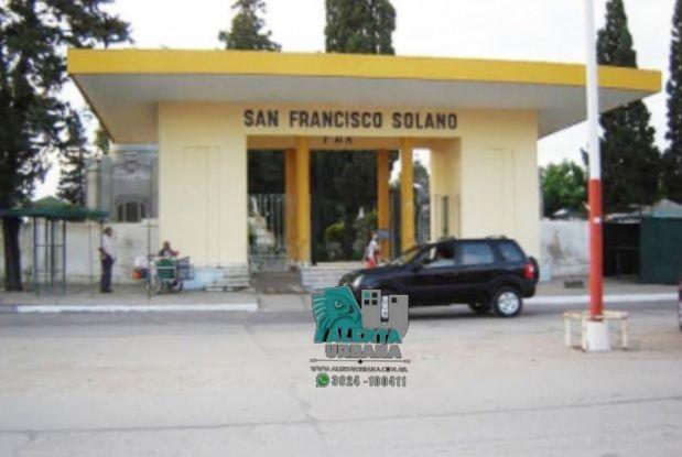 Solo con turnos se puede ingresar al cementerio San Francisco Solano