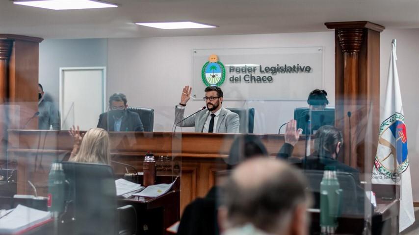 Resistencia: Gustavo Martínez logró el préstamo para pagar el aguinaldo.