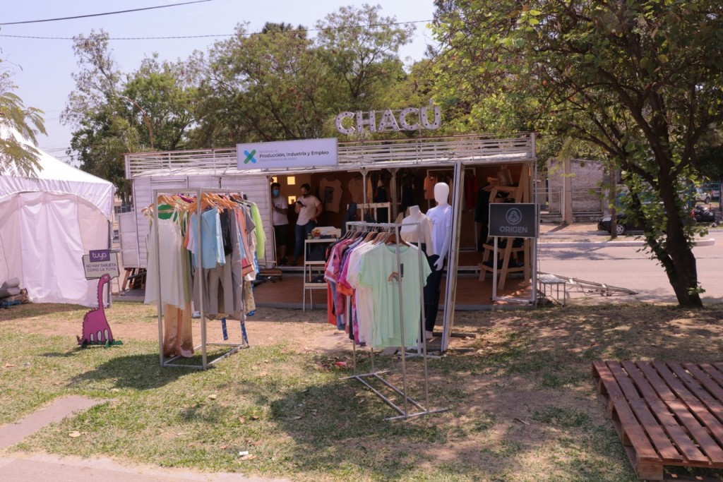 Chacú se suma este viernes a feria de emprendedores y diseño de Barranqueras