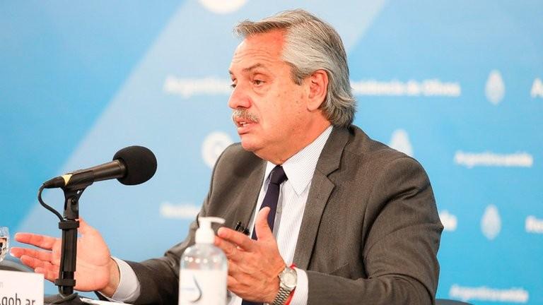 """Alberto Fernández defendió el cambio de la fórmula jubilatoria: """"Es de los años de Cristina y funcionó bien"""""""