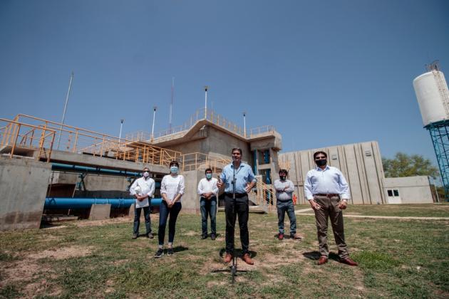 El Gobernador Capitanich anunció una importante inversión en obras públicas que generará más de 21 mil empleos.
