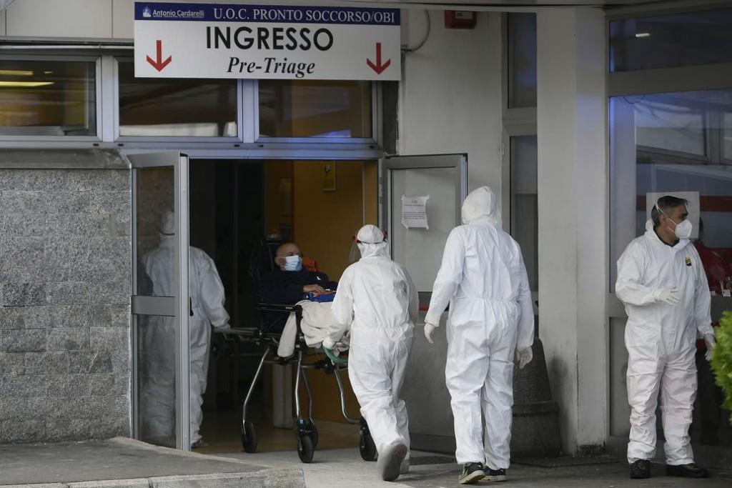 Coronavirus. Desesperada advertencia en Italia:
