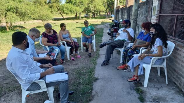 Diputados acompañan el pedido de memoria y justicia para los 44 héroes del Ara San Juan.