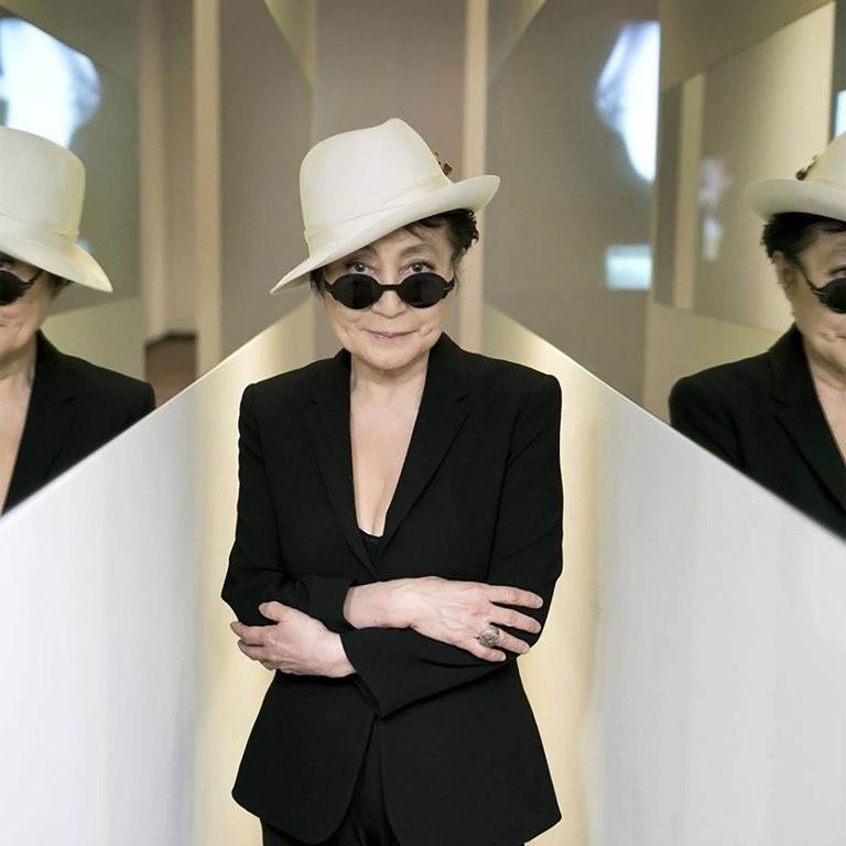 A los 87 años y mal de salud, Yoko Ono cede la gestión de sus millonarios negocios a su hijo Sean