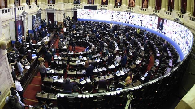 Juntos por el Cambio rechazó la fórmula de movilidad jubilatoria que propone el Gobierno.