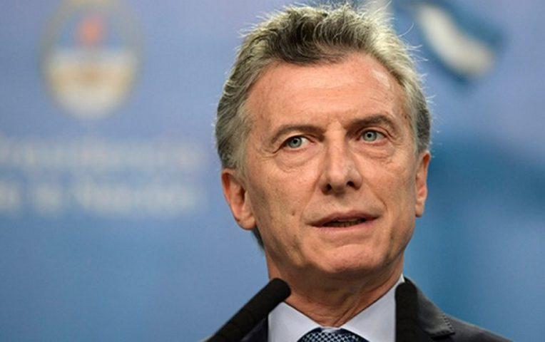 Mauricio Macri, sobre la carta al FMI: