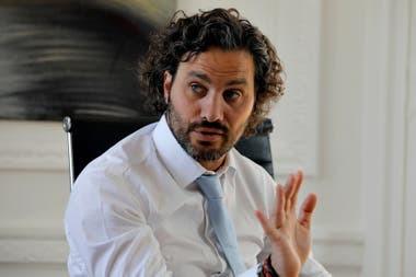 Cafiero destacó que los fondos del Aporte Solidario serán para salud, urbanización y pymes