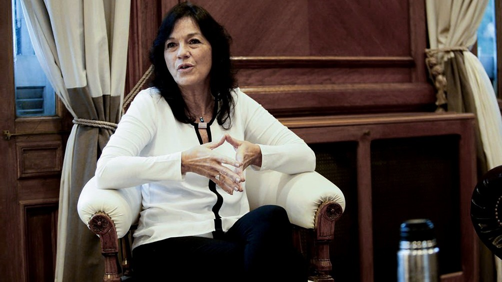 Vilma Ibarra: