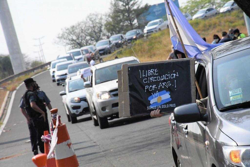Corrientes desconocería el fallo de Flores y mantiene las pautas acordadas con los movilizados