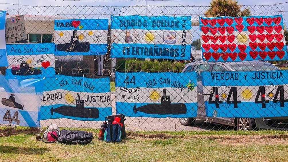 Denuncian que a 11 días del hundimiento del Ara San Juan el gobierno de Macri supo su ubicación