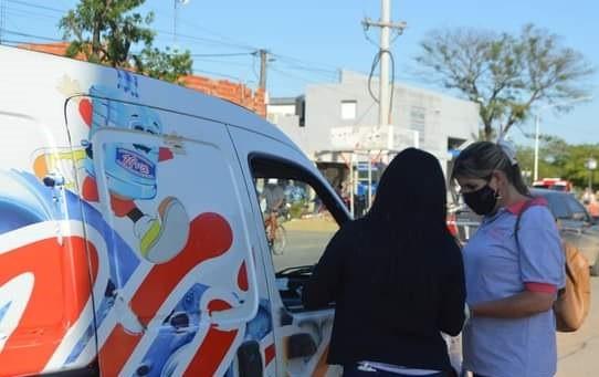 Barranqueras: Municipio puso en marcha operativo: control sobre vehículos que transportan productos alimenticios