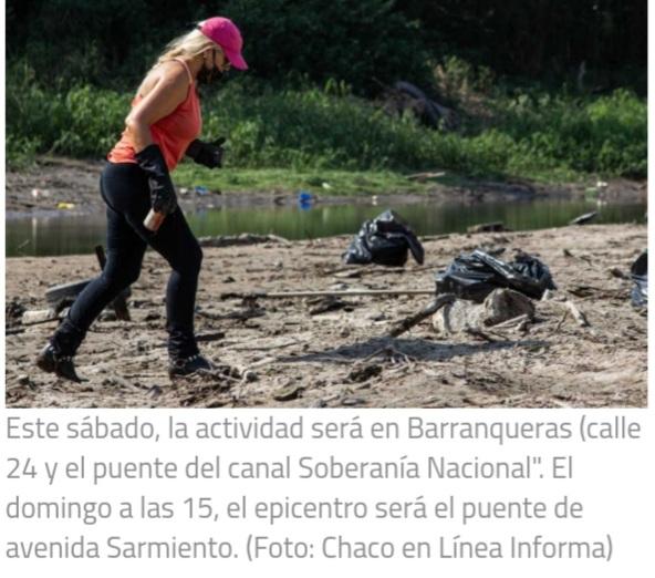 Voluntarios Ambientales: una misión que va mucho más allá de la limpieza en ríos y lagunas.