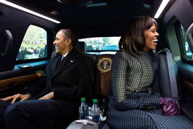 Las tensiones que sufrieron los Obama -y su matrimonio- durante sus años en la Casa Blanca