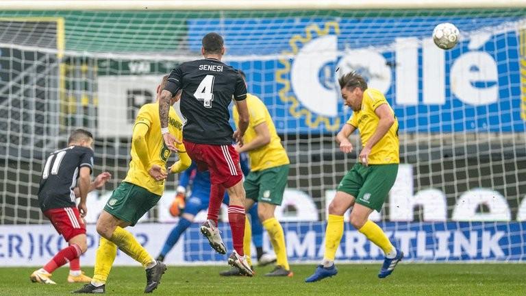 Un futbolista al que Scaloni sigue de cerca para la Selección anotó el gol más asombroso del fin de semana