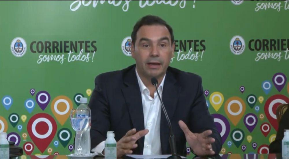 Corrientes capital, Bella Vista y Paso de los Libres seguirán en fase 3