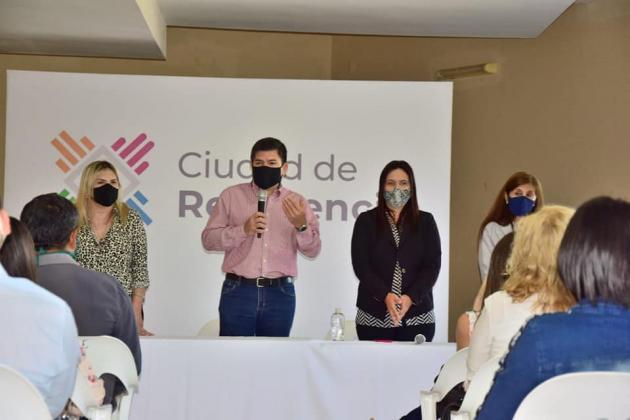 El Municipio de Resistencia capacitó a agentes de las áreas de Inspecciones de Obras.