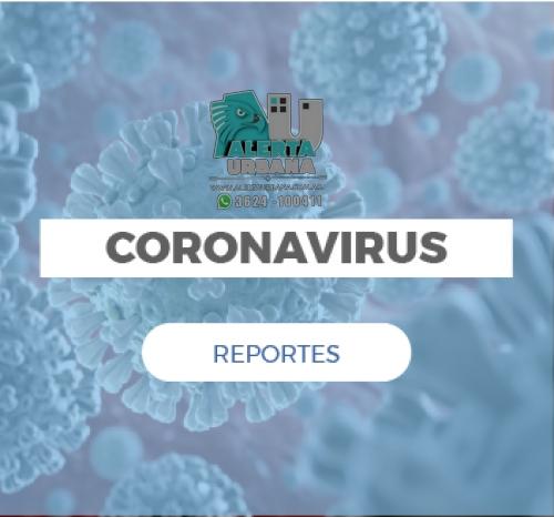 COVID-19: la Nación reporta una persona fallecida y otros 127 casos positivos en el Chaco.