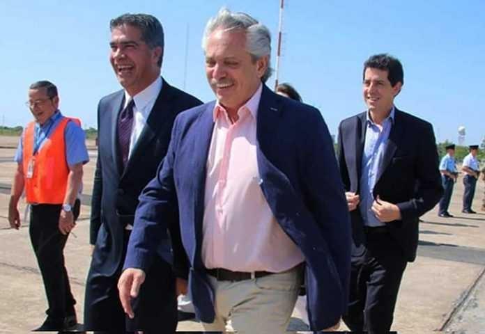 Alberto viene al Chaco para inaugurar plantas de biomasa y participar de la cumbre de gobernadores