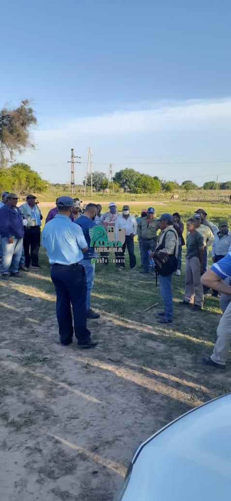 Pampa de Indio: levantan corte de tránsito en reclamo de atención del gobierno provincial