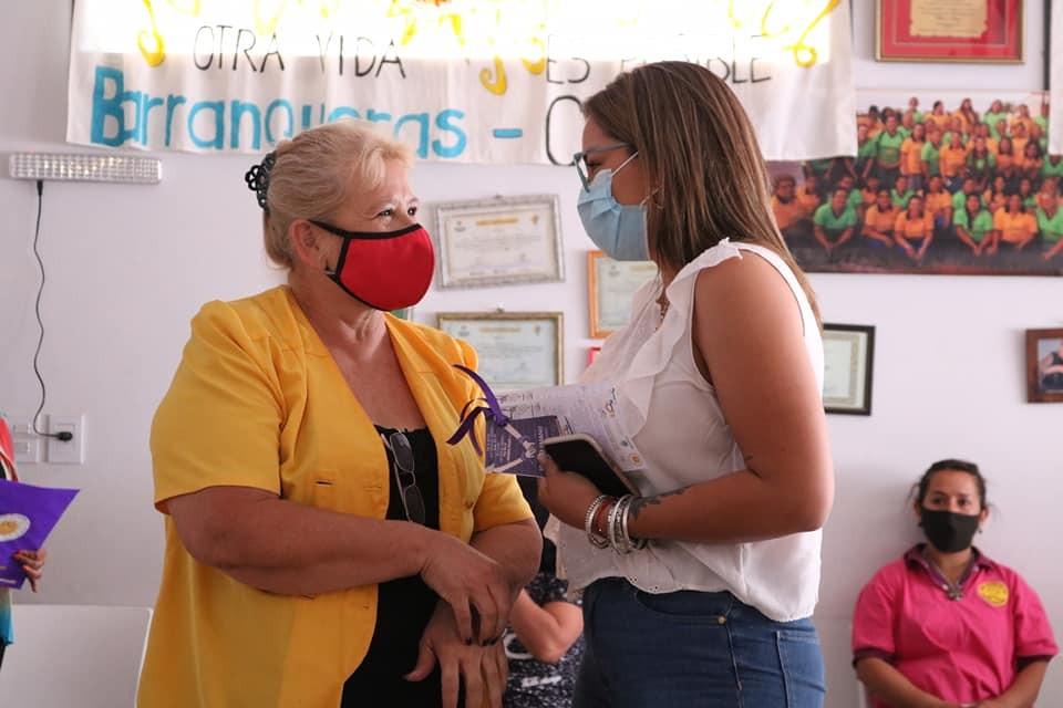 Refugio Madres del Sol conmemoró el Día Internacional de la Eliminación de la Violencia contra la Mujer