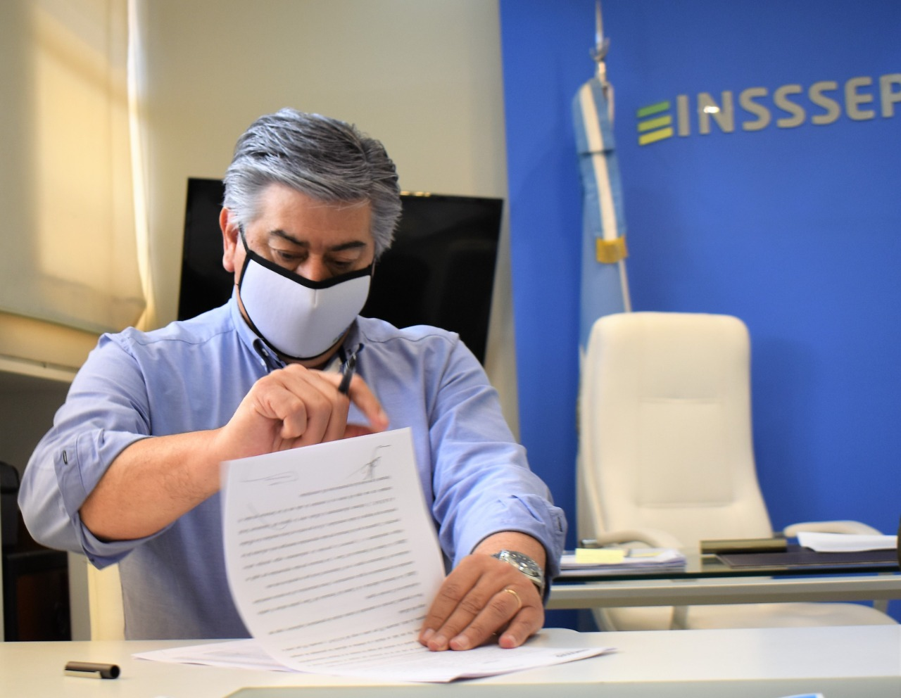 Insssep ya entregó más de 10.000 medicamentos a través del programa Diabetes