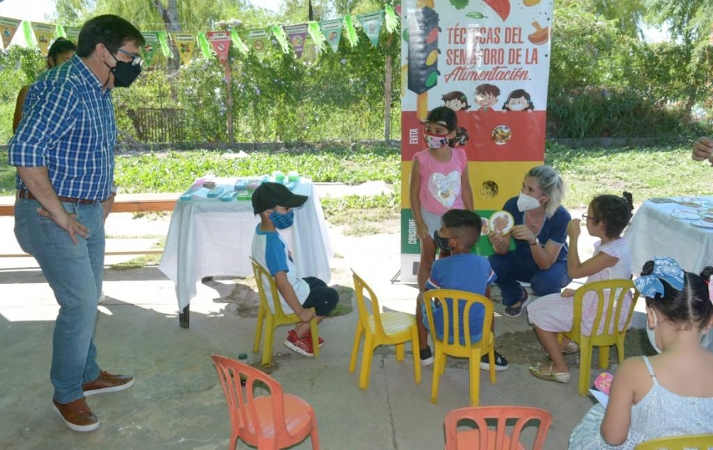 Municipio: nueva jornada de controles oftalmológicos en el Barrio La Liguria