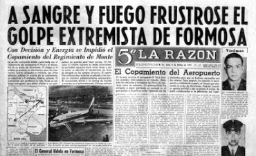 La masacre de Margarita Belén se realizó en el contexto producido por organizaciones terroristas.