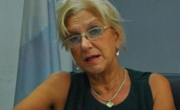 La Diputada Nacional Elda Pértile se abstuvo al momento de votar por la polémica reforma previsional