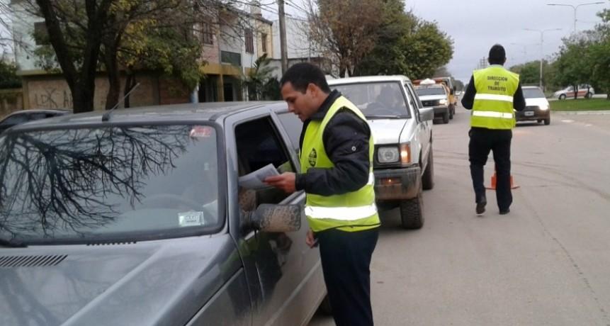 Tránsito: balance positivo para la Municipalidad de Resistencia