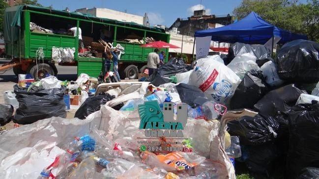 Ciudad Limpia regresa el sábado 5 a la plaza central para recibir materiales reciclables