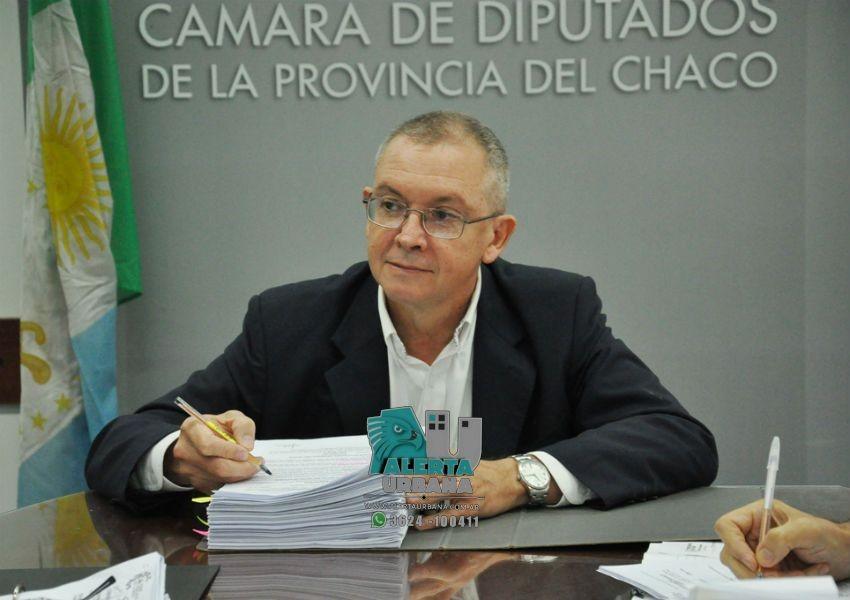 """Aprobación del presupuesto 2021 """"Honramos nuestro compromiso con el Chaco"""" citó Pedrini"""