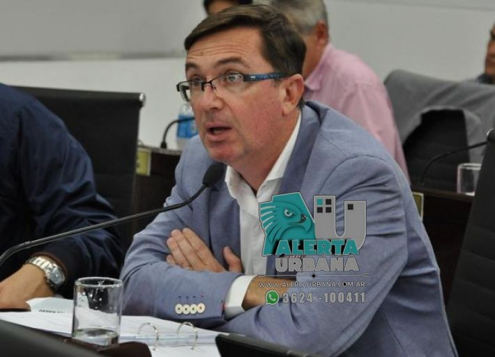Livio Gutierrez fundamentó su decisión de votar en contra de la aprobación del presupuesto 2021