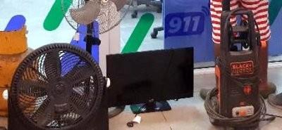 Lo detuvieron cuando intentaba vender bienes robados